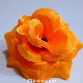 Цветочные головки Роза Ø8см.