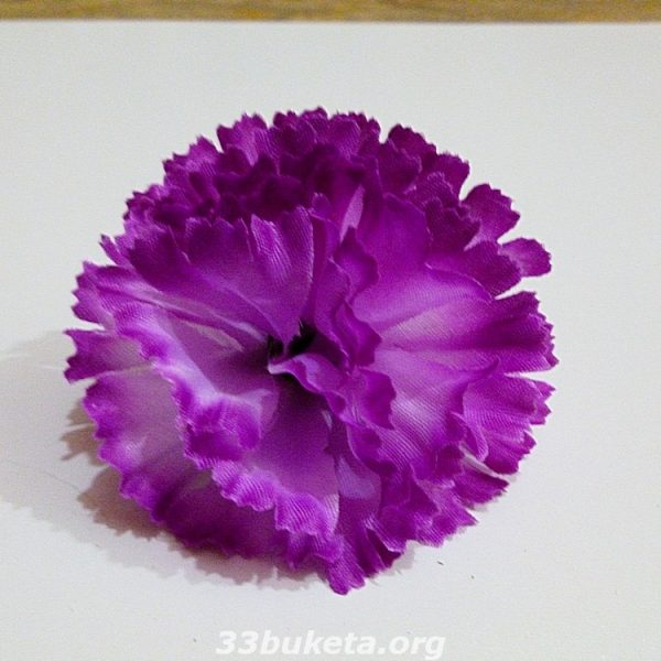 Цветочная головка Гвоздика Ø 10см.
