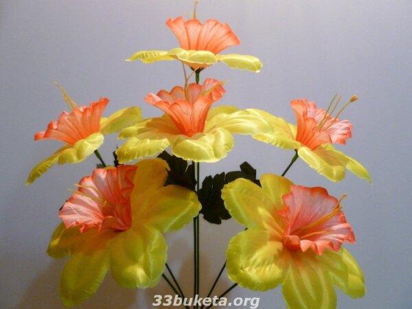 Нарцисс-конструктор 6 цветков