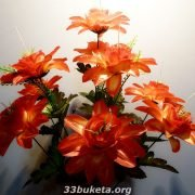 Ананас 9 цветков