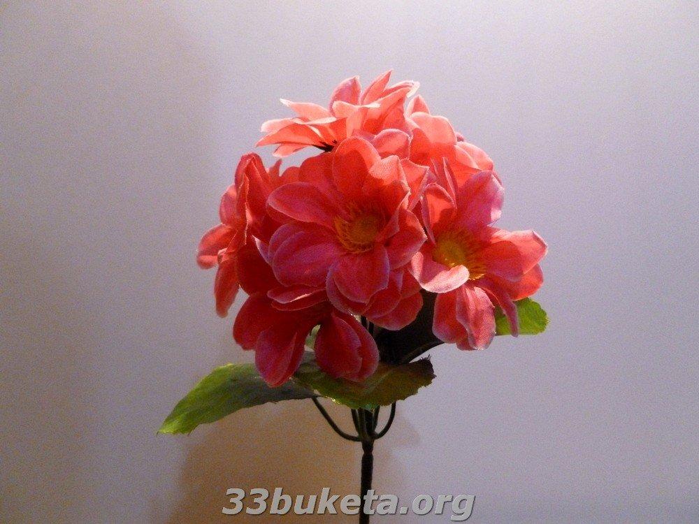 Ромашка цвет. большая заливка