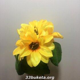 Ананас на 5 цветков заливки