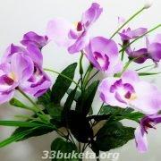 Орхидея букет