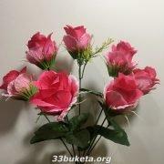 Бутон с подставкой 7 цветков