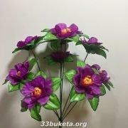 Лютик с кувшинкой 9 цветков