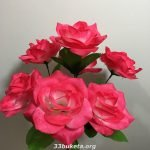 Роза Р-203 7 голов