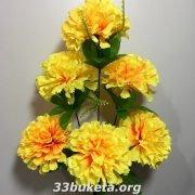 Хризантема высокая 6 голов