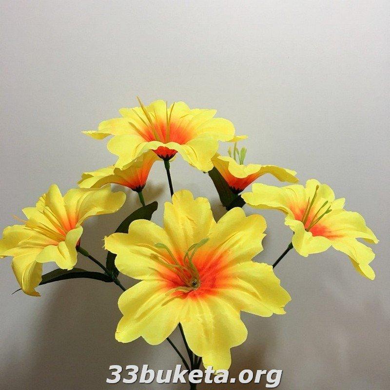 Колокольчик 6 цветков маленькие букеты