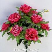 Роза с присыпкой