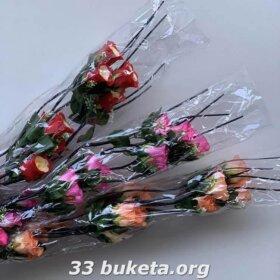 Лоза с розами
